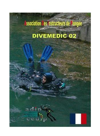 Kit DiveMedic Diver<br>Frans, Nederlands